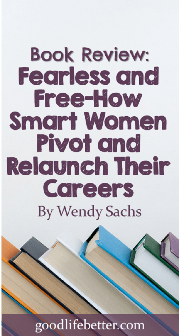 Reading about the success--and failures--of other professional women is always interesting! Check out my book review of Wendy Sachs\' Fearless and Free!