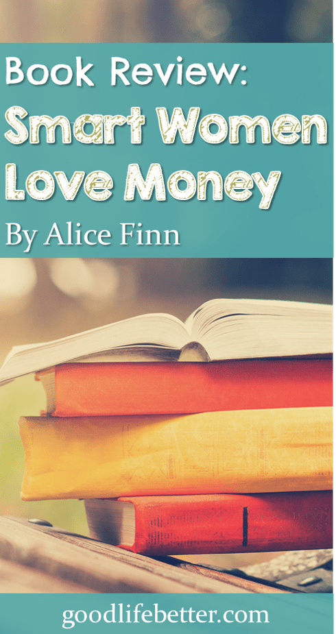 There is nothing wrong in taking charge of your finances (and with loving money!)