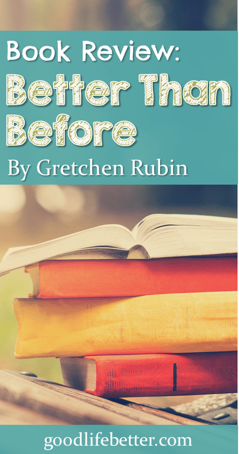 Looking to change your habits? Better than Before is a great book to start with!