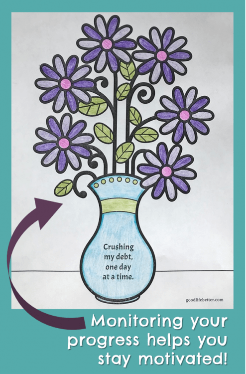 Vase debt tracker