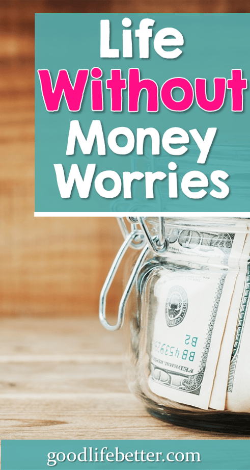 A life without money worries doesn\'t have to exist only in science fiction.  By paying off my debt, I am creating one for myself (and you can too!)!
