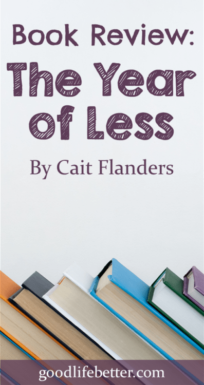 Cait Flanders' account of her no-spend year is beautiful and thought provoking. Check out my review!