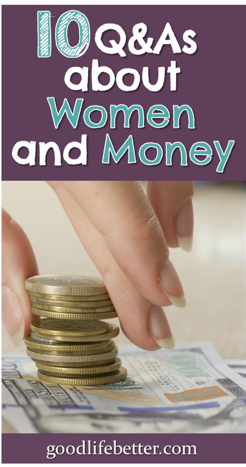 10 Questions (and Answers!) about Women and Money