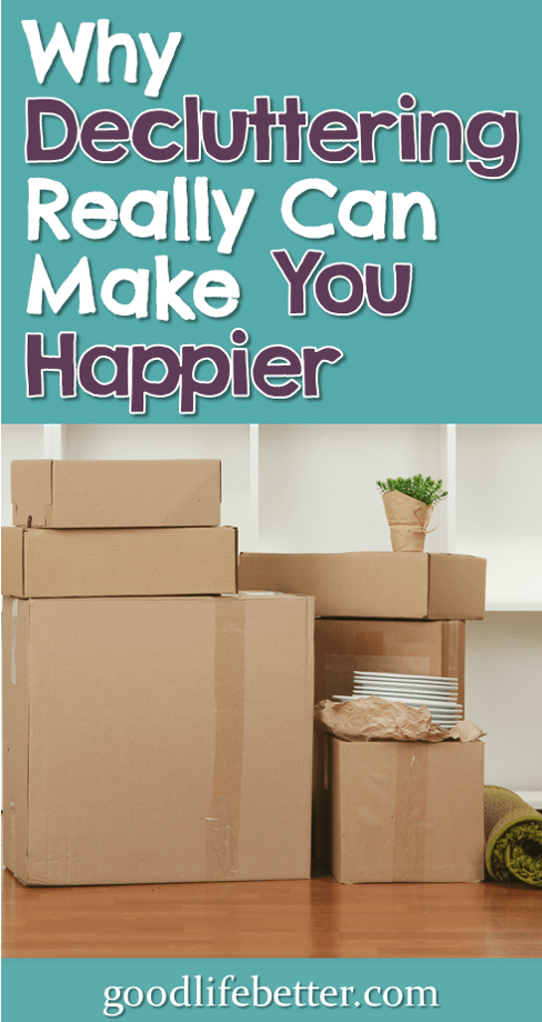 Why De-cluttering Really Can Make You Happier