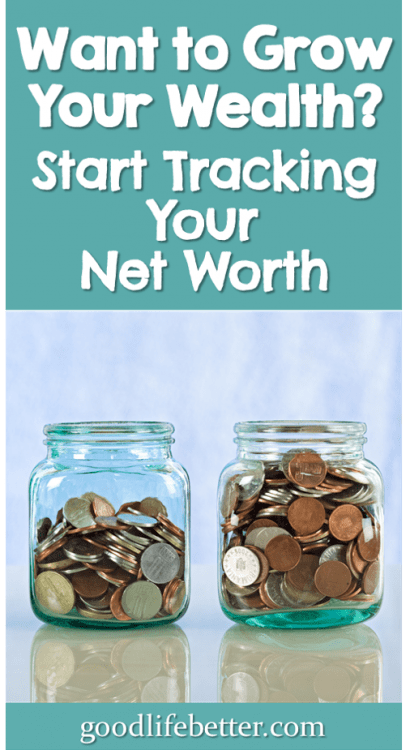 I didn't know when I began tracking my net worth how essential it would be to me taking charge of my money. It's the reason I paid off my debt and am now building wealth so I will be able to retire comfortably. #NetWorth #PersonalFinance #GoodLifeBetter