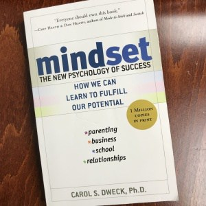 Picture of the book Mindset