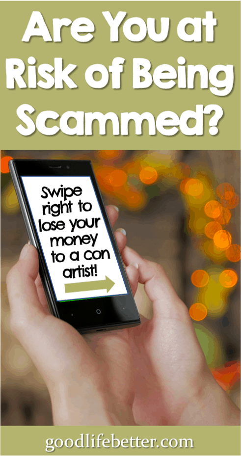 Are You at Risk of Being Scammed?